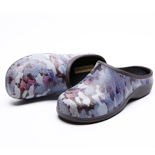Camo Garden Clogs Backdoorshoes®