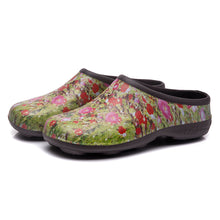 Load image into Gallery viewer, Chunky Tread Poppy Garden Clogs