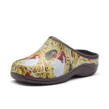 Load image into Gallery viewer, Chicken Garden Clogs Backdoorshoes®