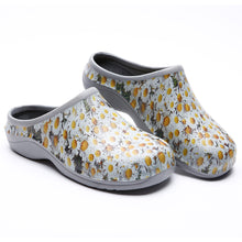 Load image into Gallery viewer, Daisy Garden Clogs Backdoorshoes