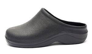 Black Backdoorshoes® - Medical-Workwear-Leisure