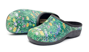 Meadow Garden Clogs Backdoorshoes®