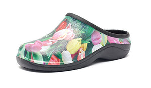 Tulips Garden Clogs Backdoorshoes®