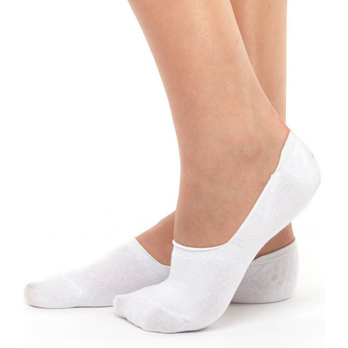 Original Anti-Bac Socks (White pack of 6)
