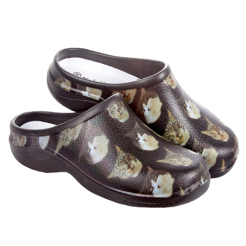Cats Garden Clogs Backdoorshoes®
