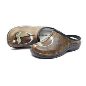 Horse Garden Clogs Backdoorshoes®