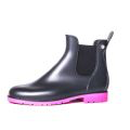 Load image into Gallery viewer, Jumpy Chelsea Boot  - Anthracite & Fuchsia