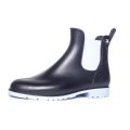 Load image into Gallery viewer, Jumpy Chelsea Boot  - Marine & Bleu Pastel