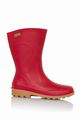 Load image into Gallery viewer, Cobalt Short Ladies Wellingtons - Rouge