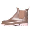 Load image into Gallery viewer, Jumpy Chelsea Boot  - Taupe & Vieux Rose