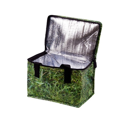 Insulated Lunch Bag- Grass