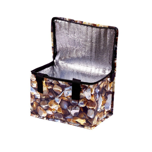 Insulated Lunch Bag- Pebbles