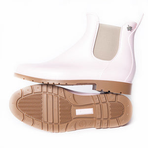 Jumpy Chelsea Boot  - Rose Pastel & Crepe