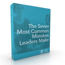 Load image into Gallery viewer, The Seven Most Common Mistakes Leaders Make eLearning Course