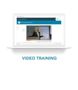 Video training. Communicate By Design