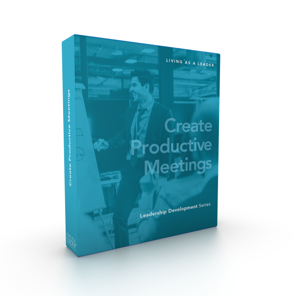 Create Productive Meetings eLearning Course