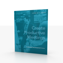 Load image into Gallery viewer, Create Productive Meetings eLearning Course