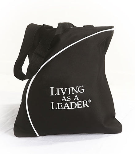Living As A Leader Canvas Tote Bag
