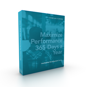 Maximize Performance 365 Days a Year eLearning Course