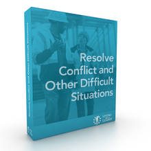 Load image into Gallery viewer, Resolve Conflict and Other Difficult Situations eLearning Course
