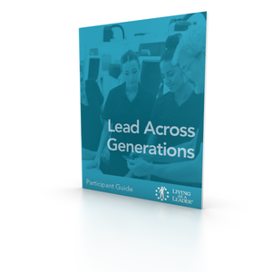 Lead Across Generations eLearning Course