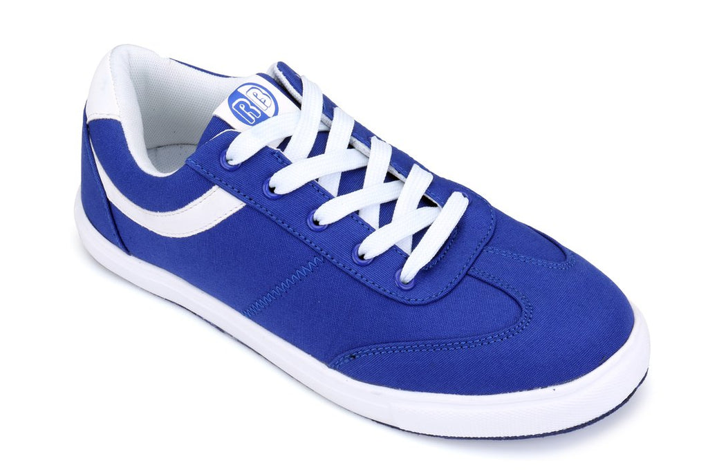 RB sneaker Blue/White