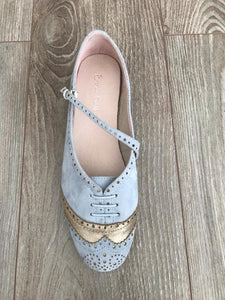 Swing Shoe - Light Blue