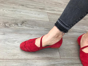 Swing Shoe - Red