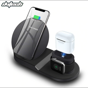 DvTech x 3 in 1 Wireless Charger (for iPhone, AirPods and Apple Watch)