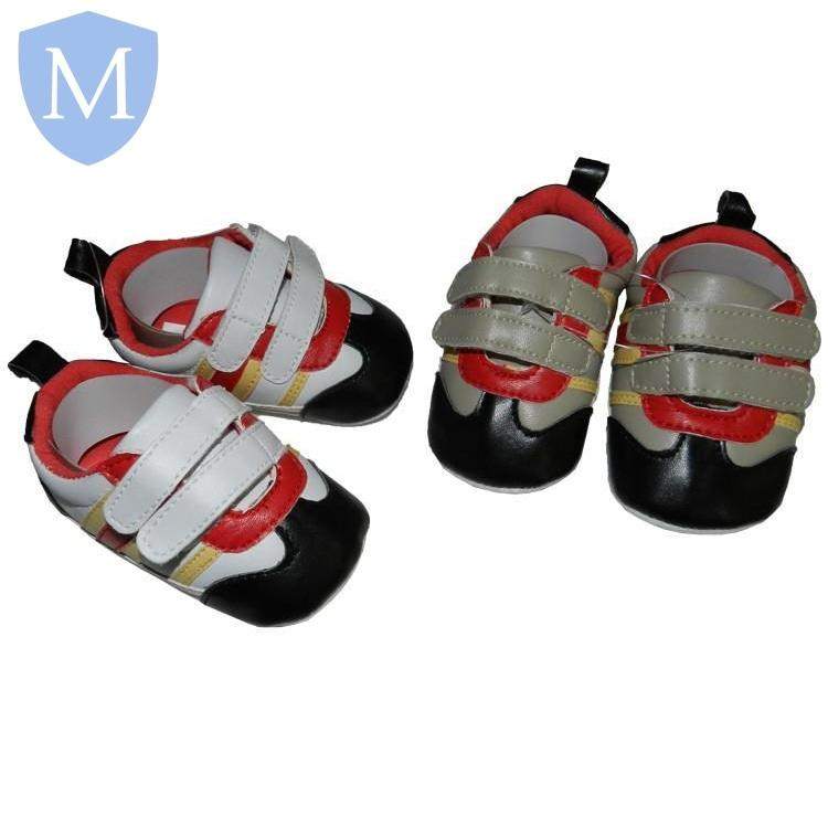 "Baby ""Close"" Style Shoes (DG3055) - Baby Styles"