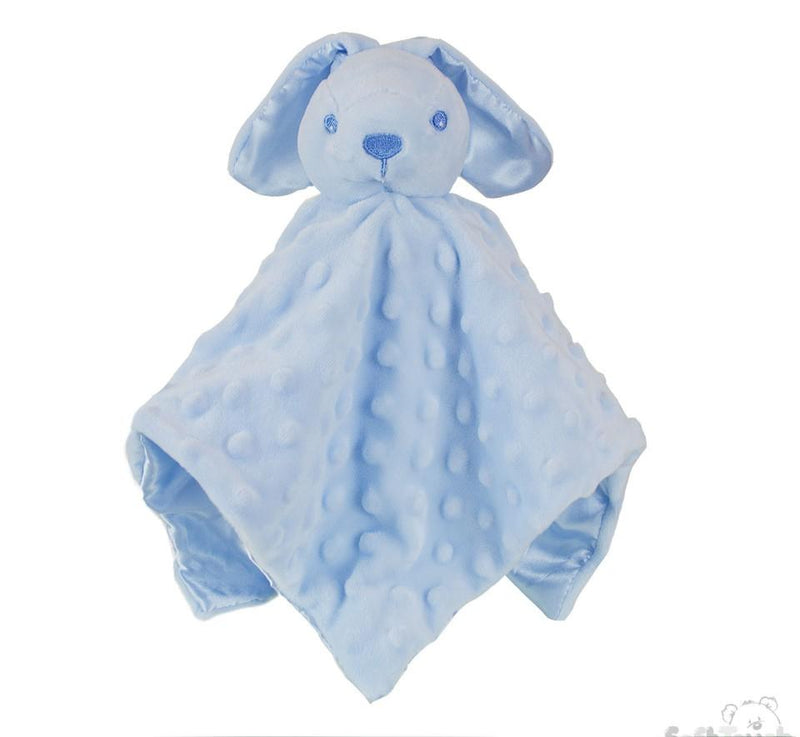 Sky Blue Bubble Style Baby Bunny Comforter - Baby Styles