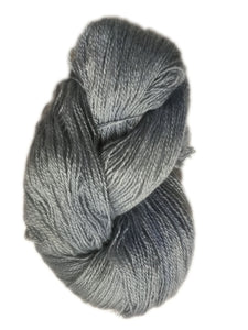 Large 200g Hank of ethically produced, English kid Mohair Yarn