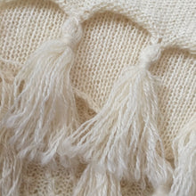 Load image into Gallery viewer, Ethically Produced Hand Made Natural Fibre Warm Mohair stole.