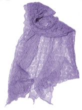 Load image into Gallery viewer, A Lovely Cobweb Lace Scarf