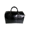 NS Black Carry On Duffle Bag