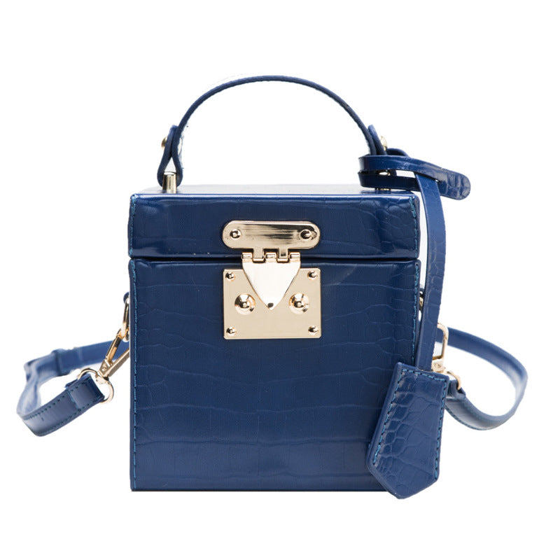 Jada Square Crossbody - Blue