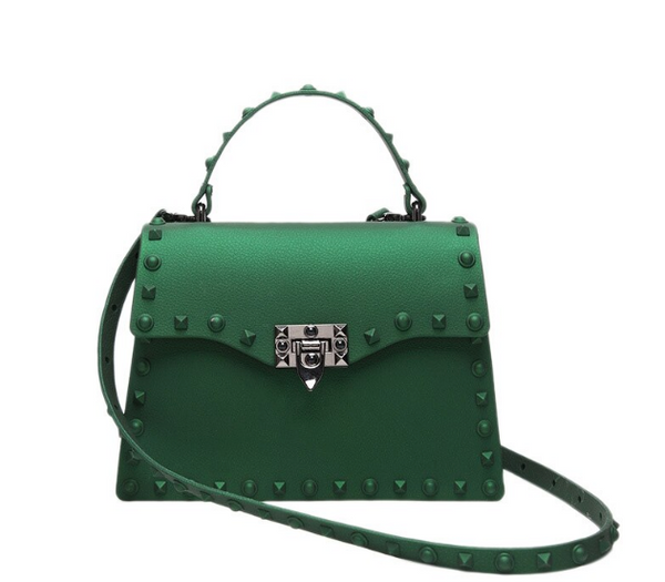 PVC Leather Handbag