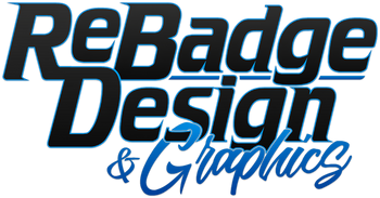 ReBadge Design and Graphics