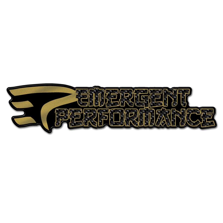 """Gold EP Emergent Performance"" Badge"