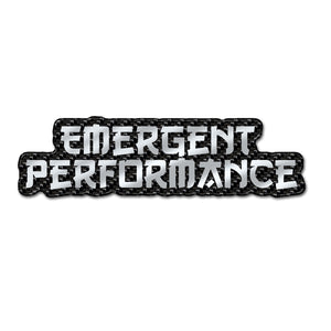 """Silver Emergent Performance"" Badge"