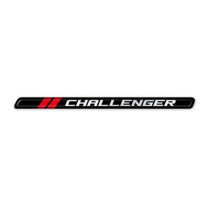 Challenger HVAC Inlay