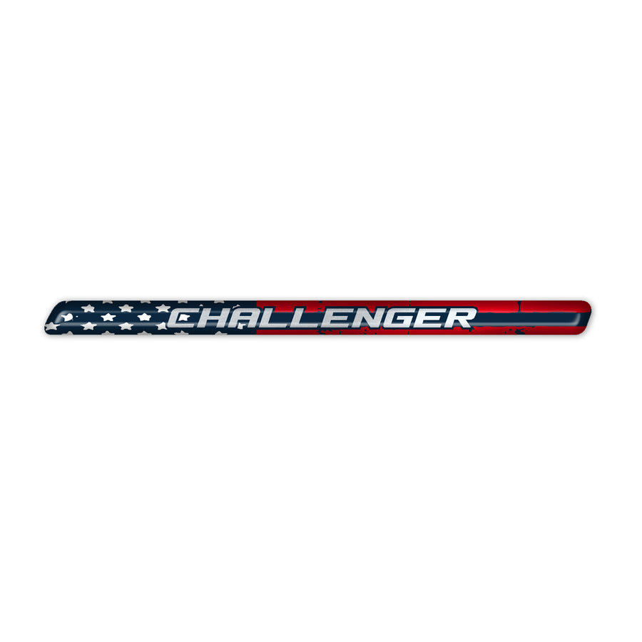 """Challenger Patriot Pack"" HVAC Inlay"