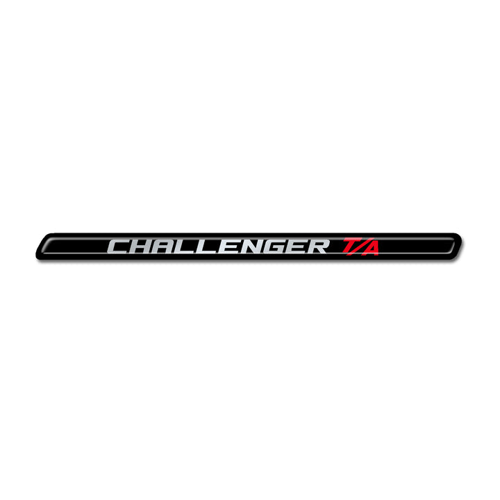 """Challenger T/A"" HVAC Inlay"