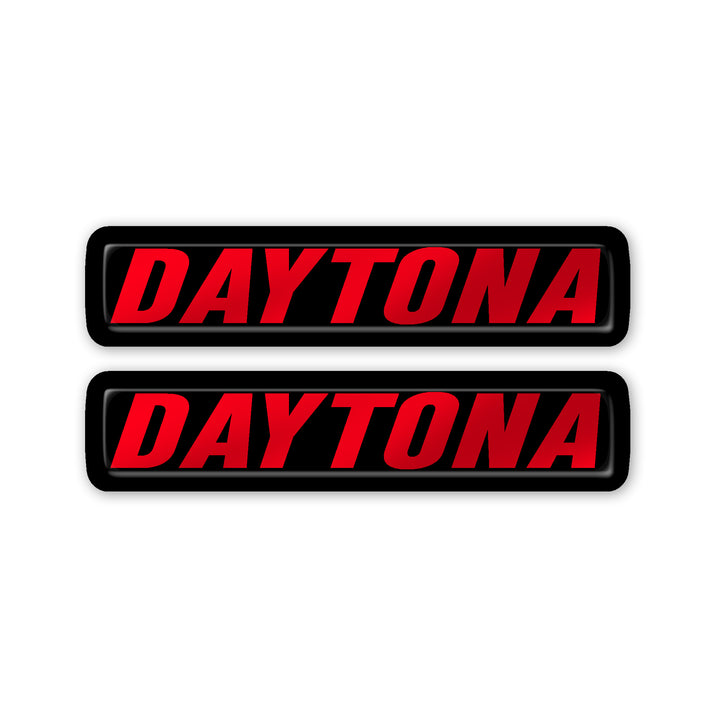 """Daytona"" Key Fob Inlay"