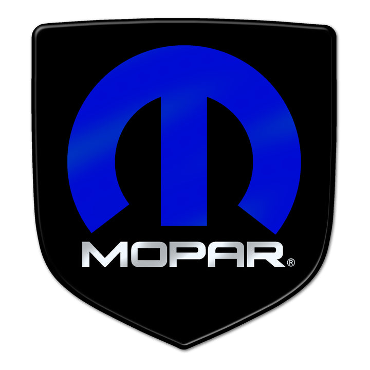 """Mopar"" Ram Shield Badges"