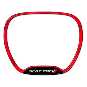 Scat Pack Steering Wheel Trim Ring