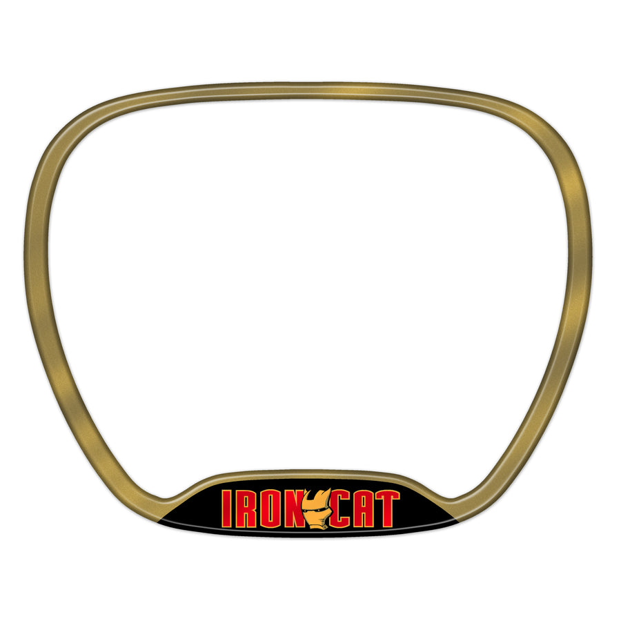 """Iron Cat"" Steering Wheel Trim Ring"