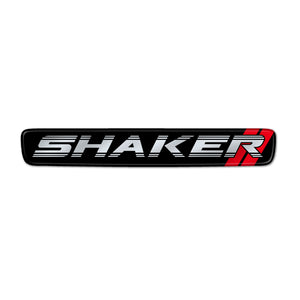 """Shaker"" Steering Wheel Center Badge"
