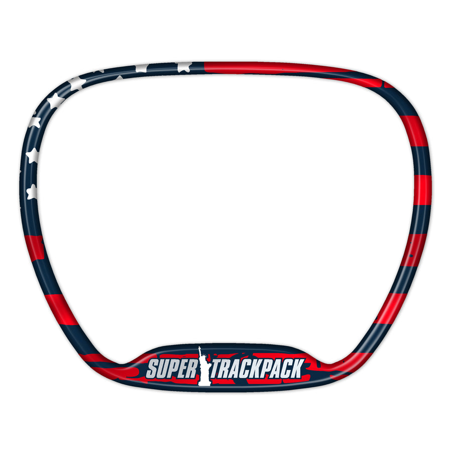 """Super Track Pack"" Steering Wheel Trim Ring"