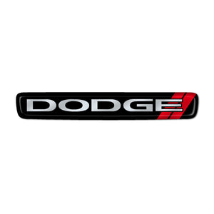 """Dodge"" Steering Wheel Center Badge"